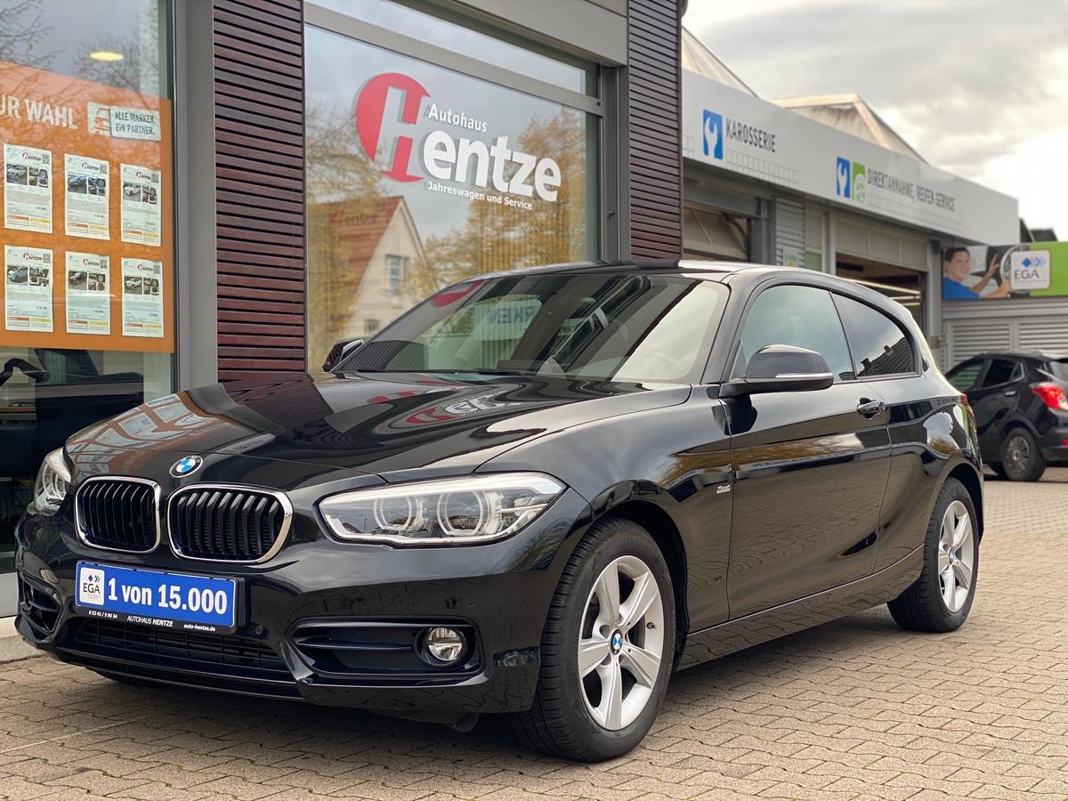 BMW 118i Sport Line Automatik/LED