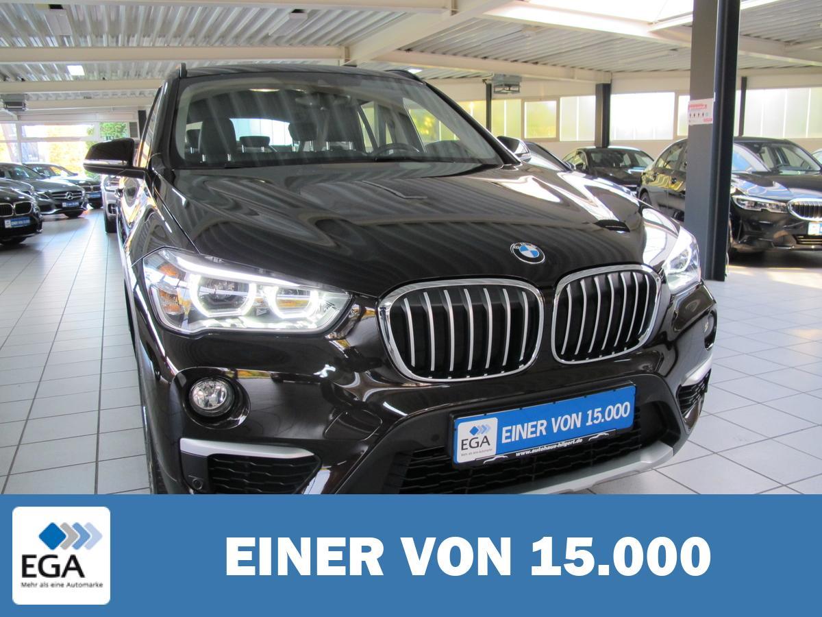 BMW X1xDrive20d *xLine,LED,AHK,Navi.,Sitzh.,PDC