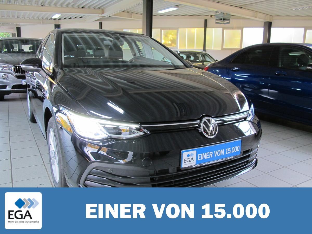 Volkswagen Golf VIII.Life,1.5 TSI,Navi-Car-Play,,Sitzh.,,PDC,ACC