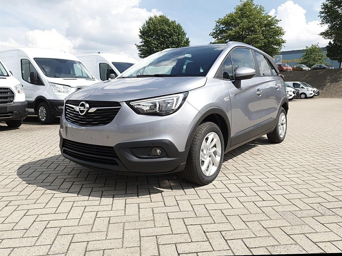 Opel Crossland X 1.2 Turbo Edition S/S (EURO 6d)