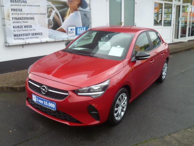 Opel Corsa F Edition Plus 5-t *Klima*Sitzheizung*Frontkamera*