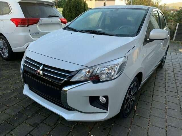 Mitsubishi Space Star Intro Edition+ 1.2 MIVEC ClearTec 5-Gang