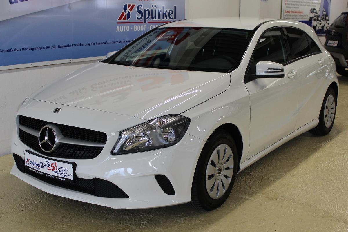 Mercedes-Benz A 180 BlueEfficiency, Tempomat,