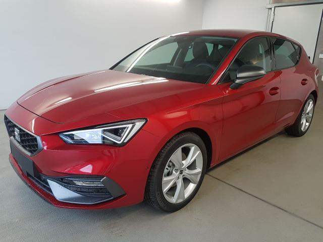 Seat Leon FR neues Modell WLTP 1.5 96kW / 130PS 1....