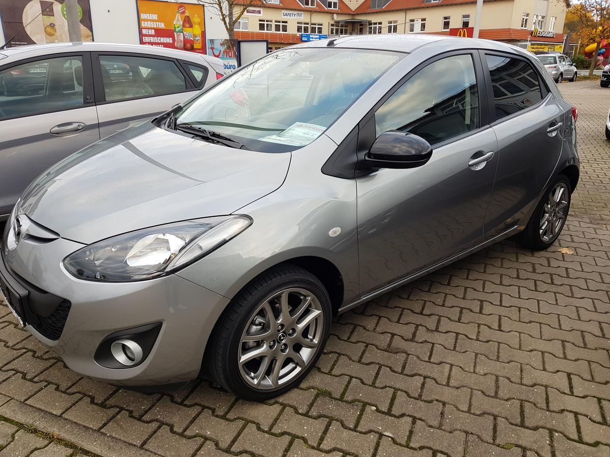 Mazda 2 Kenko 1,3 *Klimaaut.*Sitzheizung*Winterräder