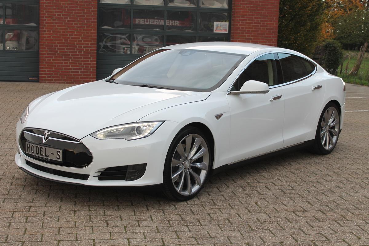Tesla Model S 70 AP1 CPO Vollgarantie 06/2022 CCS Upgrad 110Tkm