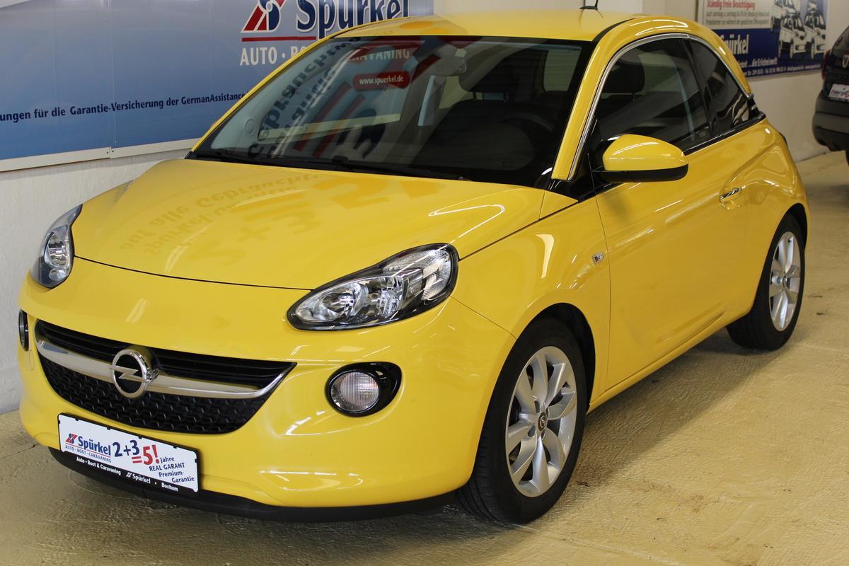 Opel Adam  1,4  Unlimited , Automatik, Sitzheizung, Bluetooth