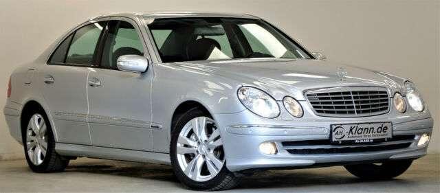 Mercedes-Benz E 280 231 PS 7G Elegance Automatik Navi Leder