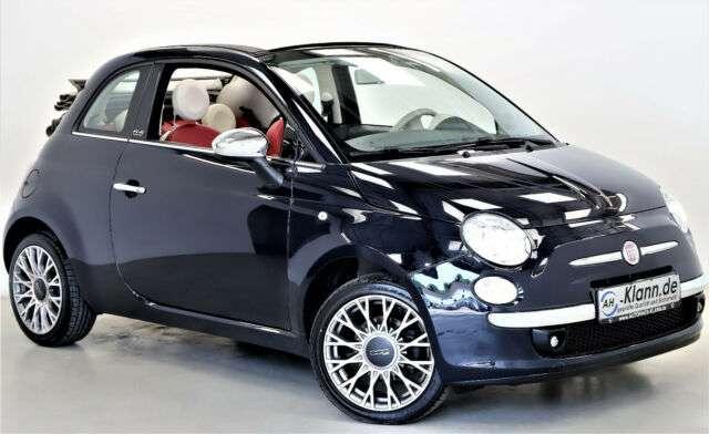 Fiat 500 1.4  101PS Cabrio Automatik Lounge Bi-Xenon
