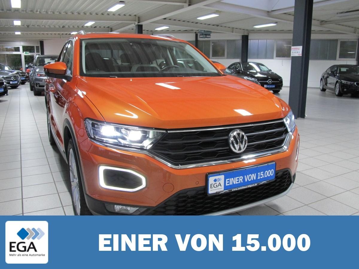 Volkswagen T-Roc 2.0 TSI DSG 4Motion Sport LED / ACC / Navi