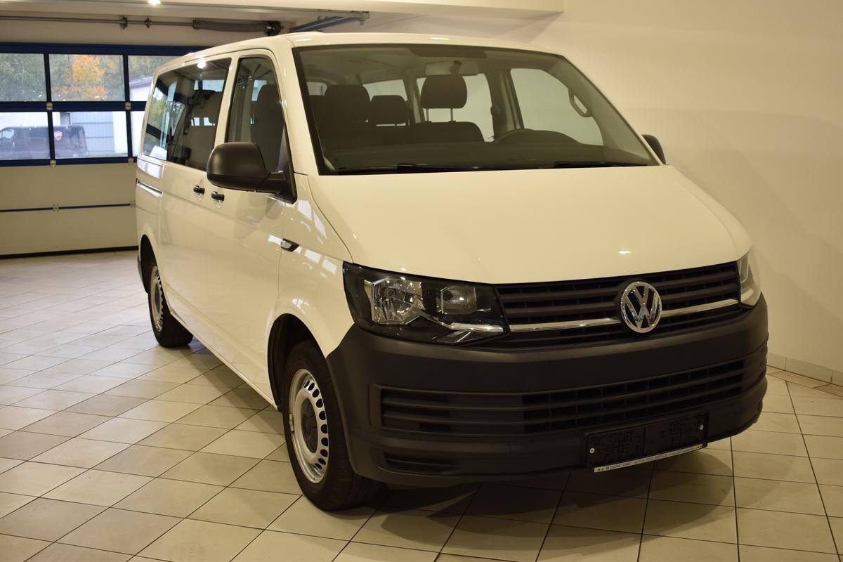 Volkswagen T6 Kombi 2.0TDI (EURO 6) KR 9-Sitzer Klima PDC