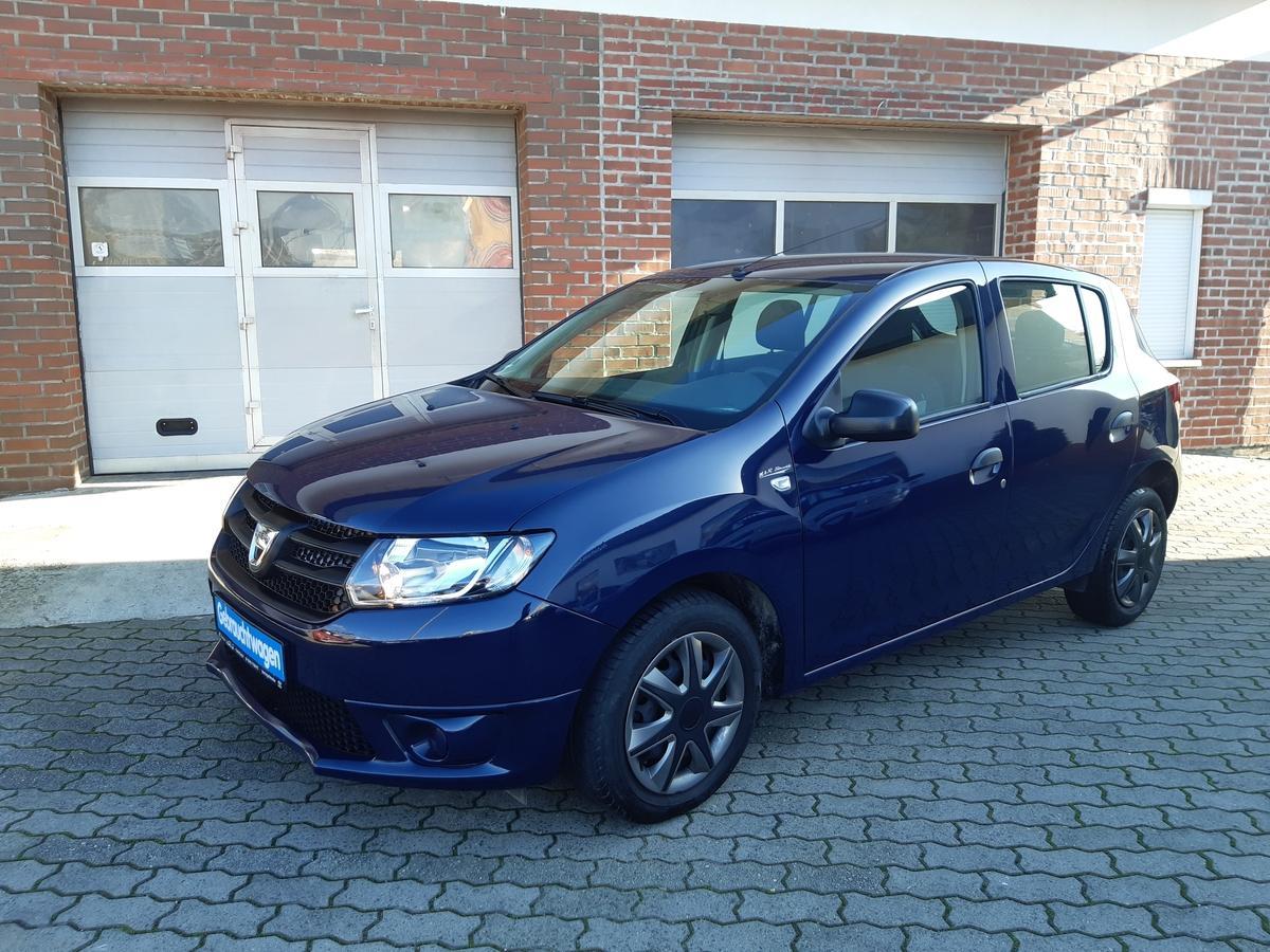 Dacia Sandero 1.2 16V 75 Ambiance