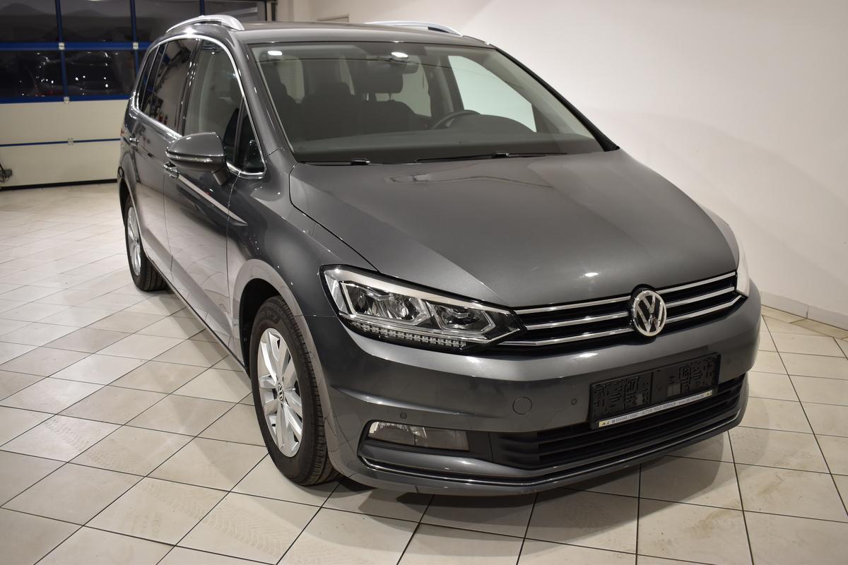 Volkswagen Touran 1.5TSI HIGHLINE ACC LED Garantie 01.23