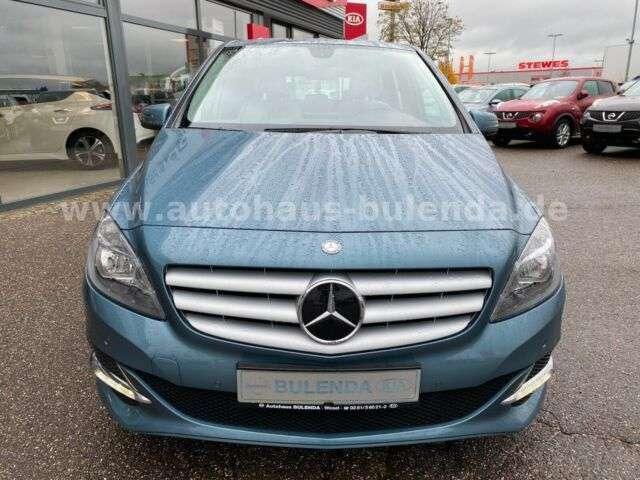 Mercedes-Benz B 200 Natural Gas Drive / c Erdgas Aut.