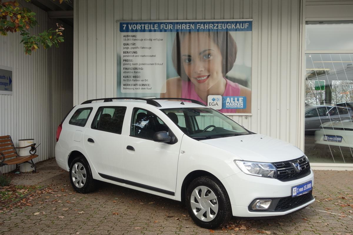 Dacia Logan MCV TCE 100 LPG KLIMA*BTH*RADIO*ZVFB*DACHRELING