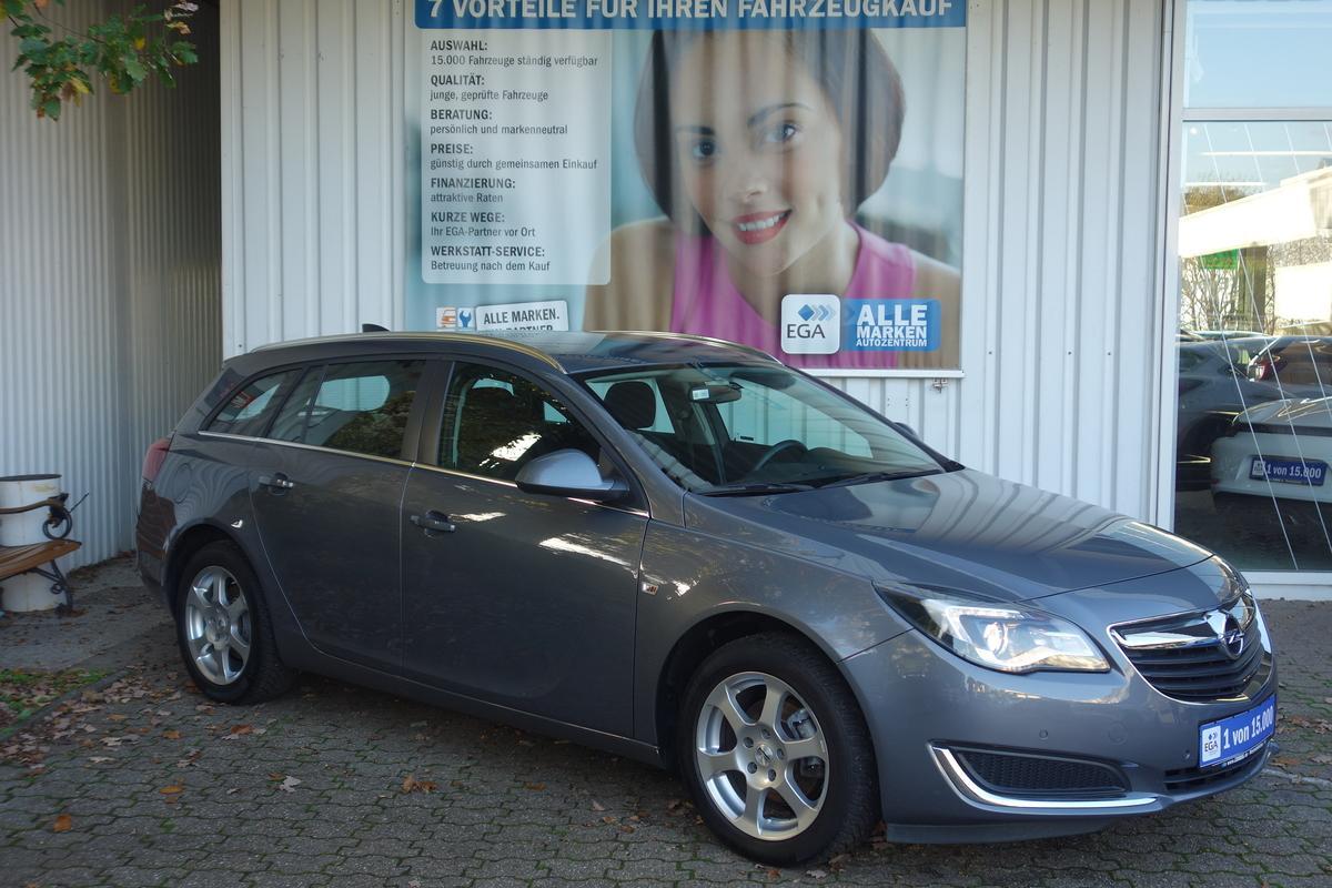 Opel Insignia 1.6 CDTI ST. Aut. Edition EU6+NAVI+PDC+