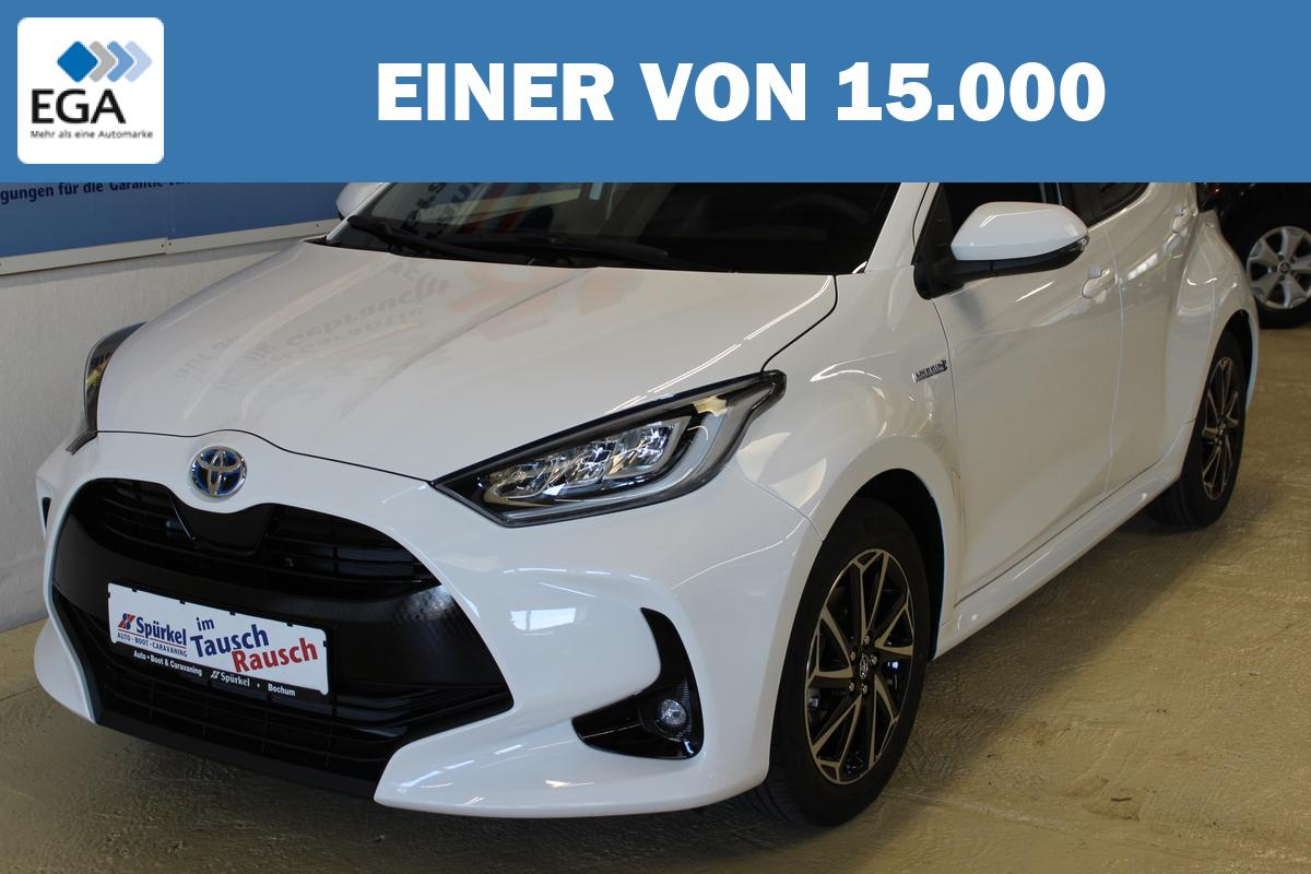 Toyota Yaris 1.5 Hybrid, Club, neues Modell