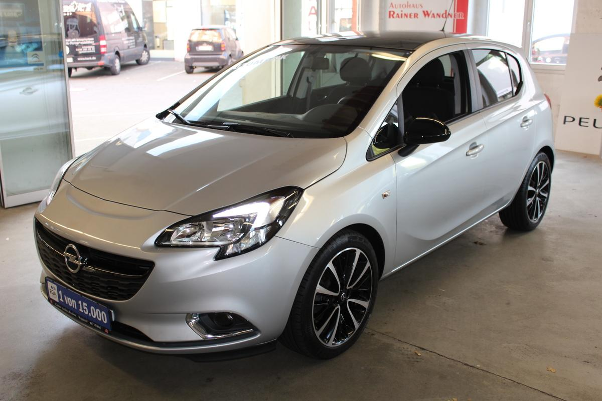 Opel Corsa 1.4 Automatik Color Edition