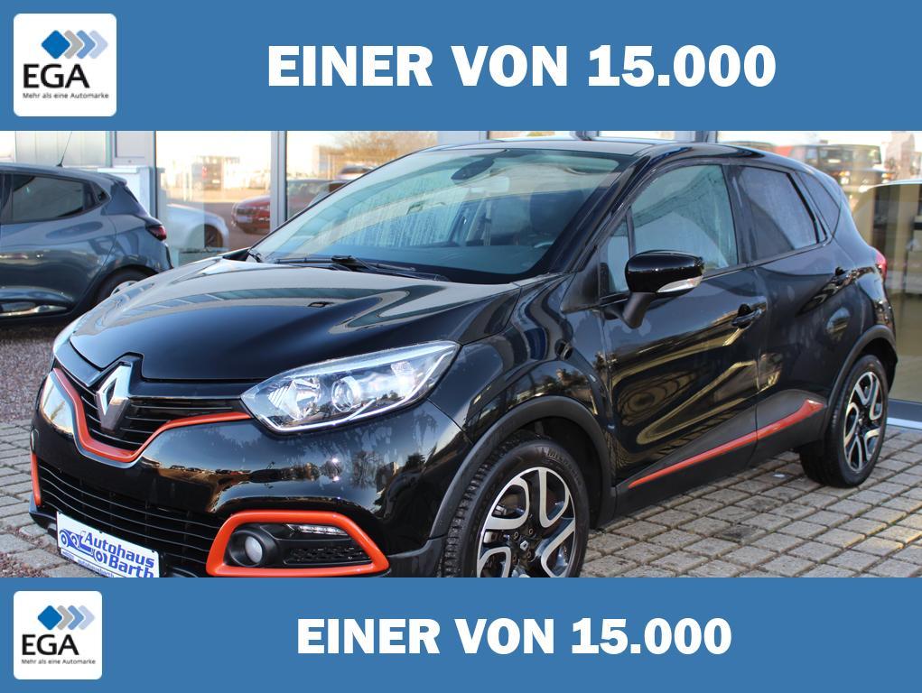 Renault Captur * Navigation * SHZ * BC * Tempomat *