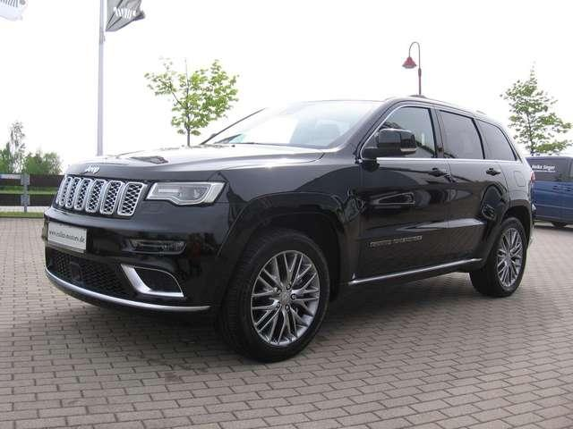 Jeep Grand Cherokee 3.0 V6 MY19 Summit