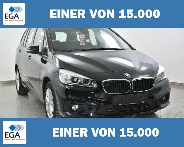 BMW 216Gran Tourer 216 d Gran To. Aut. Advant LED+HIFI+SH