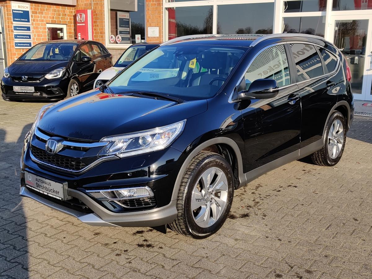 Honda CR-V 1.6i DTEC 4WD Executive Sensing