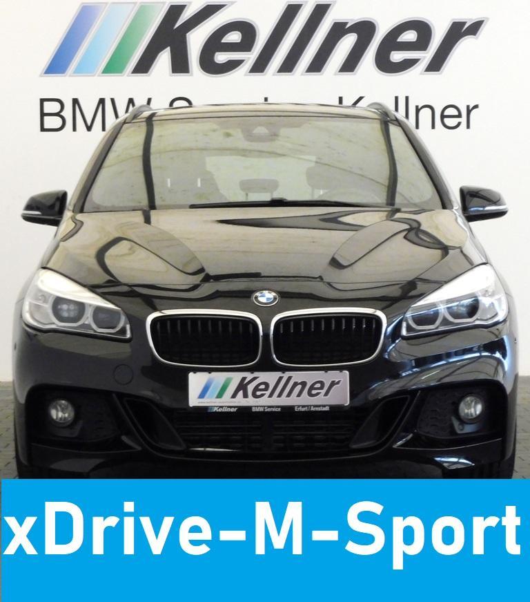 BMW 220 Active Tourer xDrive, M Sport, R-Cam, 18 Zoll,