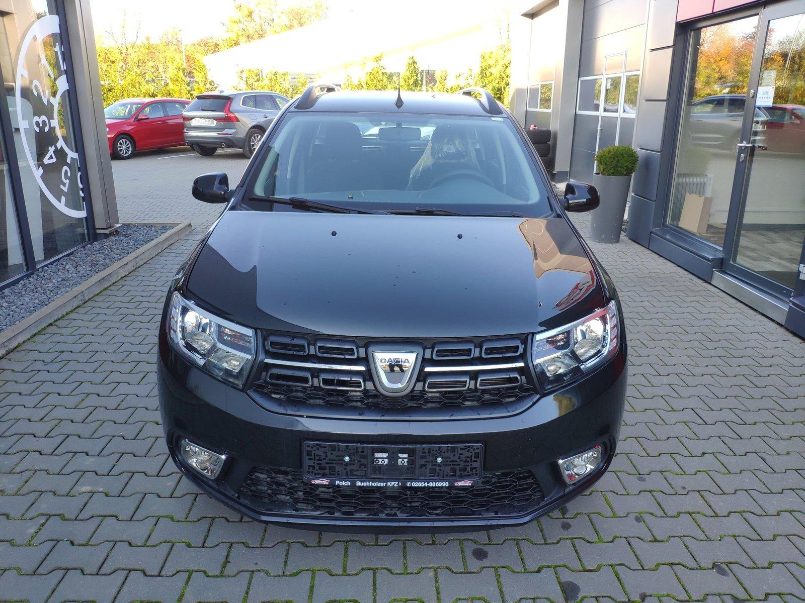 Dacia Logan MCV LPG Navi Kamera uvm.
