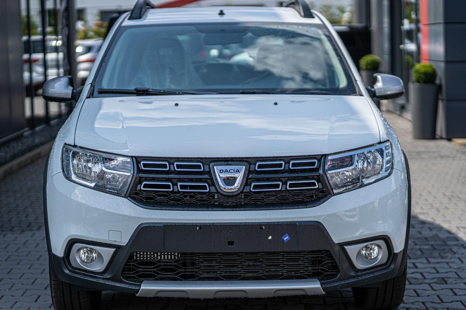 Dacia Sandero II Stepway PDC*Freisprech*Tempomat*Klima