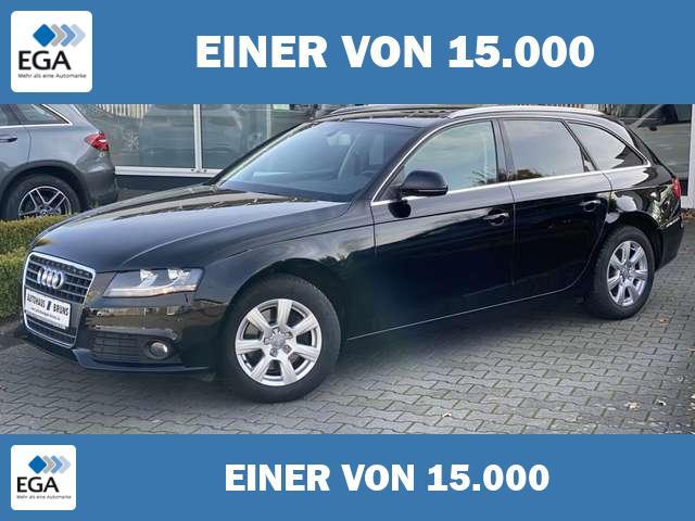 Audi A4 2,0 TSFI, Ambiente, MMI, PTS, AHK abn., Sitzheizun