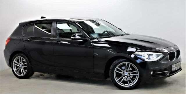 BMW 116i 136 PS Sport Line Automatik Navi Bi Xenon
