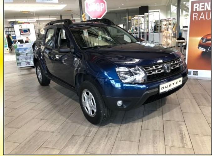 Dacia Duster SCe 115PS 4x2 Ambiance*KLIMA*