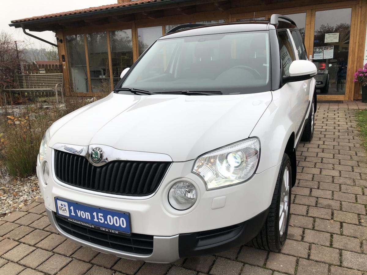 Skoda Yeti 1,4 TSI Ambition Plus Xenon Klimaautomatic