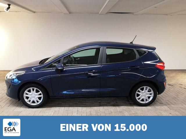 FORD FIESTA TREND COOL & SOUND-PAKET I