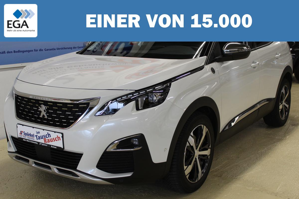 Peugeot 3008 1.6 Pure Tech 180, Crossway, Navigation, LM, SHZ, LED