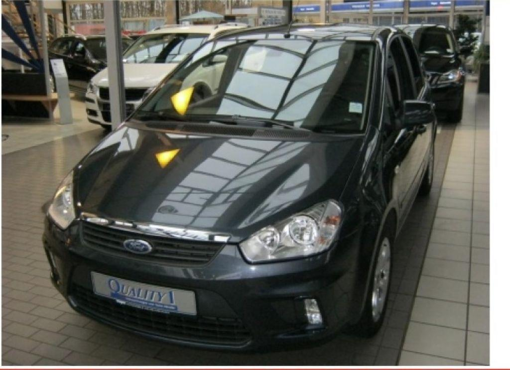 FORD C-MAX 2.0 Automatik Style+ NAVI+PDC+WR