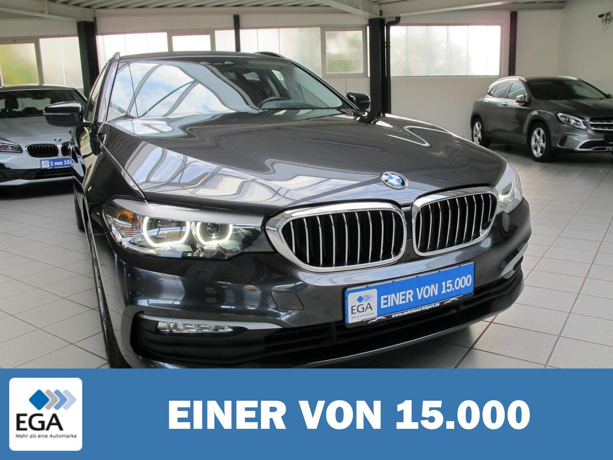 BMW 520d touring,Autom Heckklap.,HuD,Navi.Proff,Kamera,18