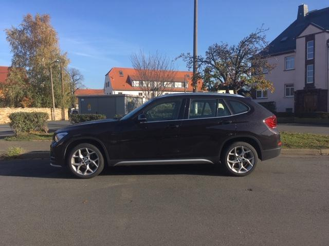 BMW X1S Drive X-Line