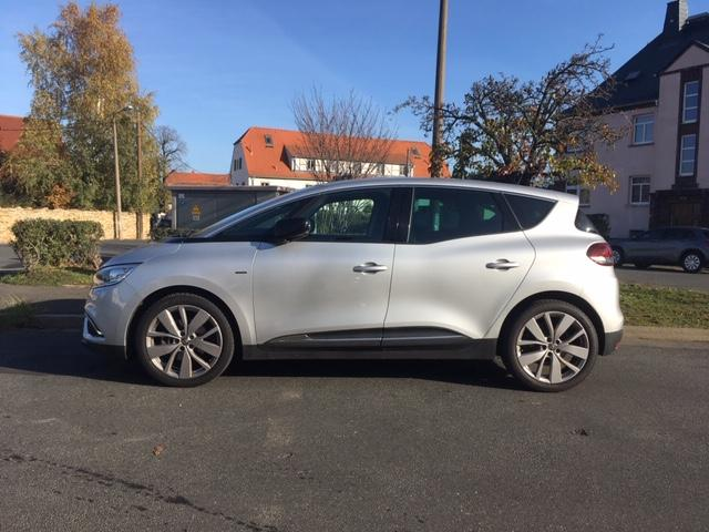 Renault Scenic ENERGY TCe 140 LIMITED * Navi * Kamera