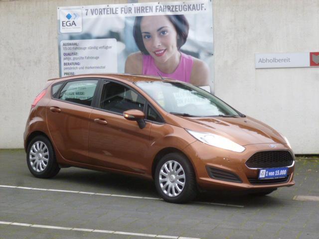 Ford Fiesta 1.0 Trend s&s - Klima - PDC - Sitzhzg - Garantie
