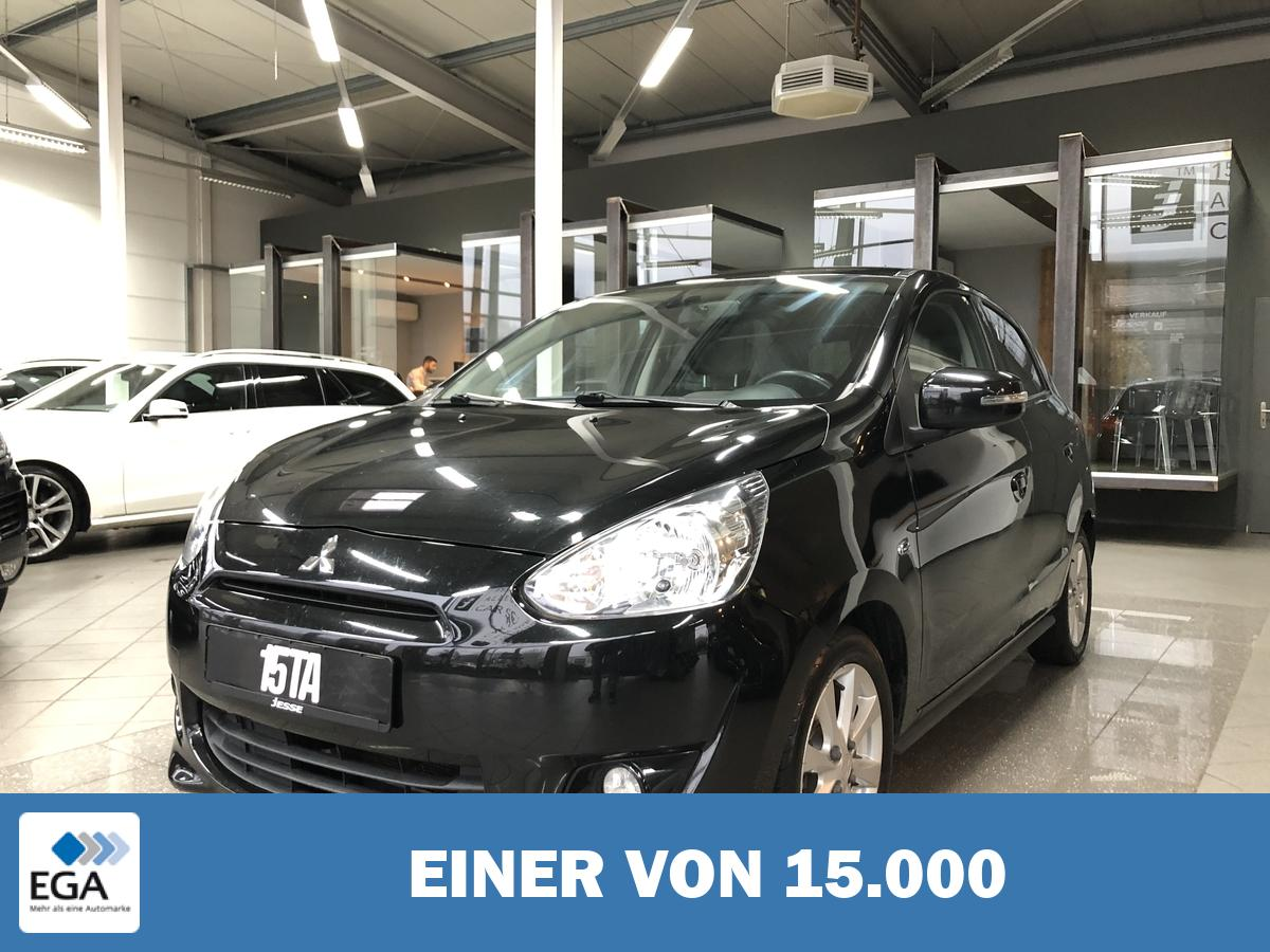 Mitsubishi Space Star  1.2 MIVEC Top ClearTec SHZ Tempomat Klima