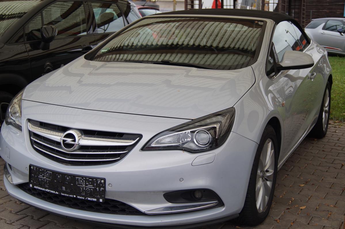 Opel Cascada KUNDENAUFTRAG