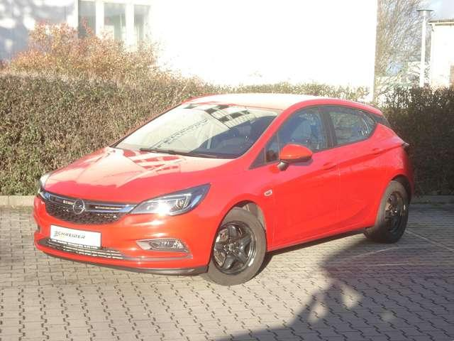 Opel Astra Edition Lim. 5-türig