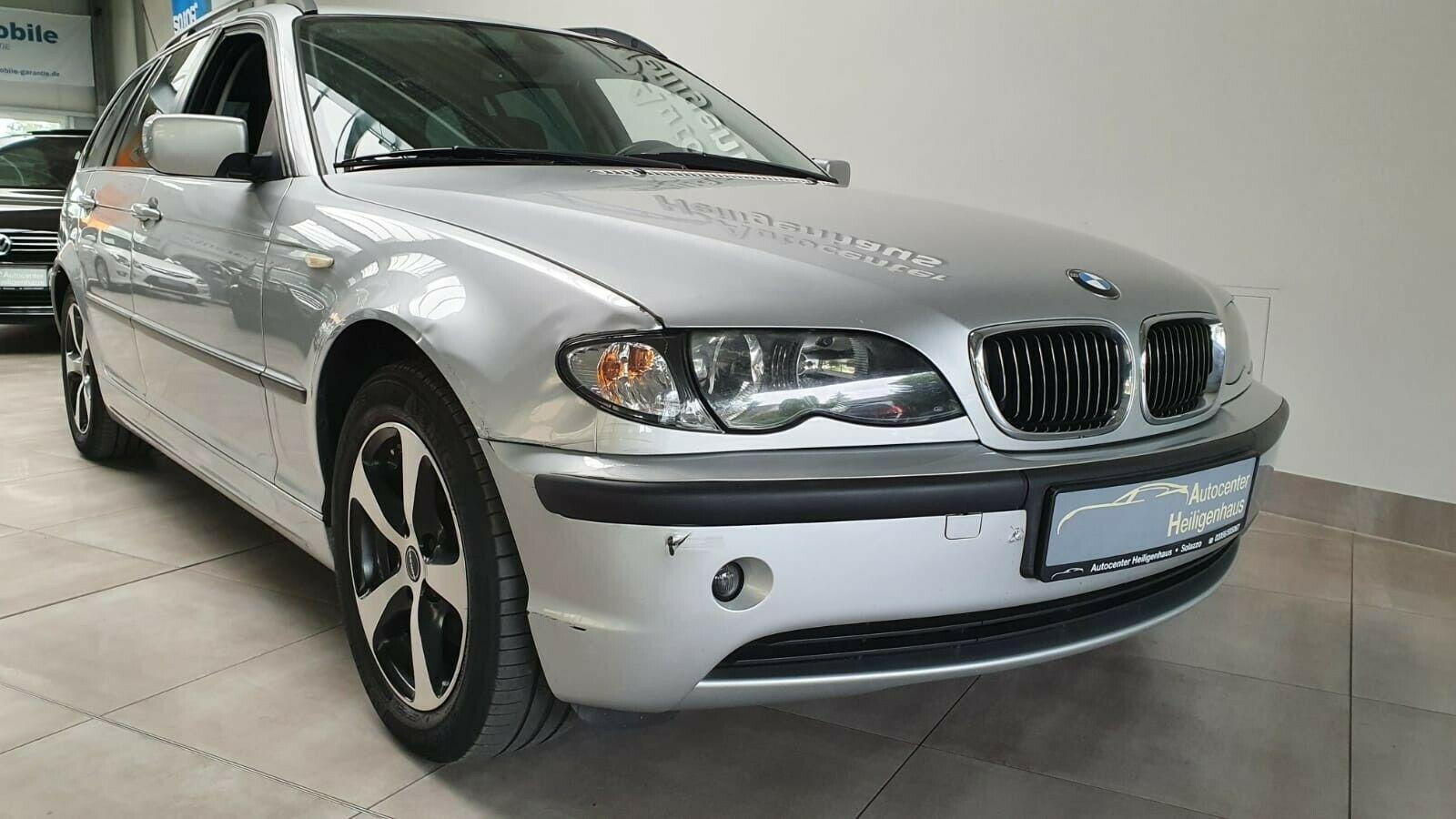 BMW 318i Touring Edition Lifestyle Klima Sitzheizung