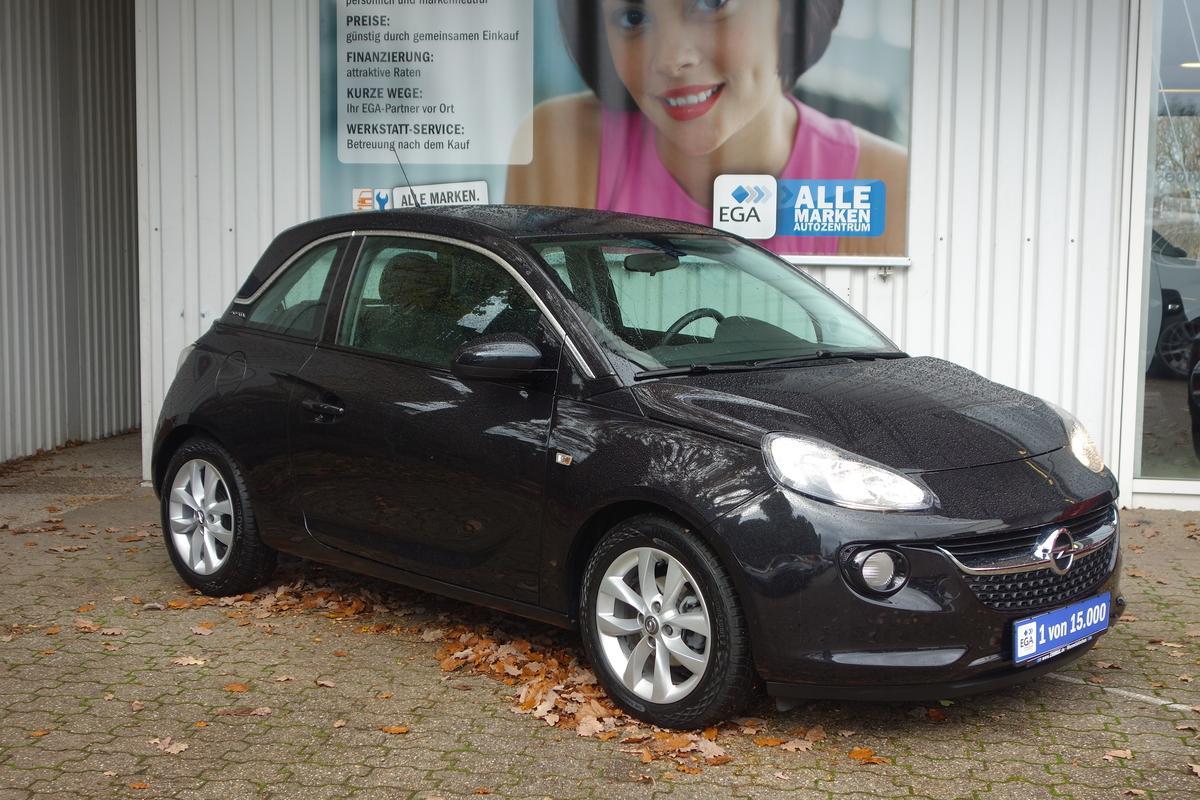 Opel Adam 1.2 JAM*KLIMA*ALU*TEMPO*INTELLILINK*NUR 22 TKM*ALLWETTE
