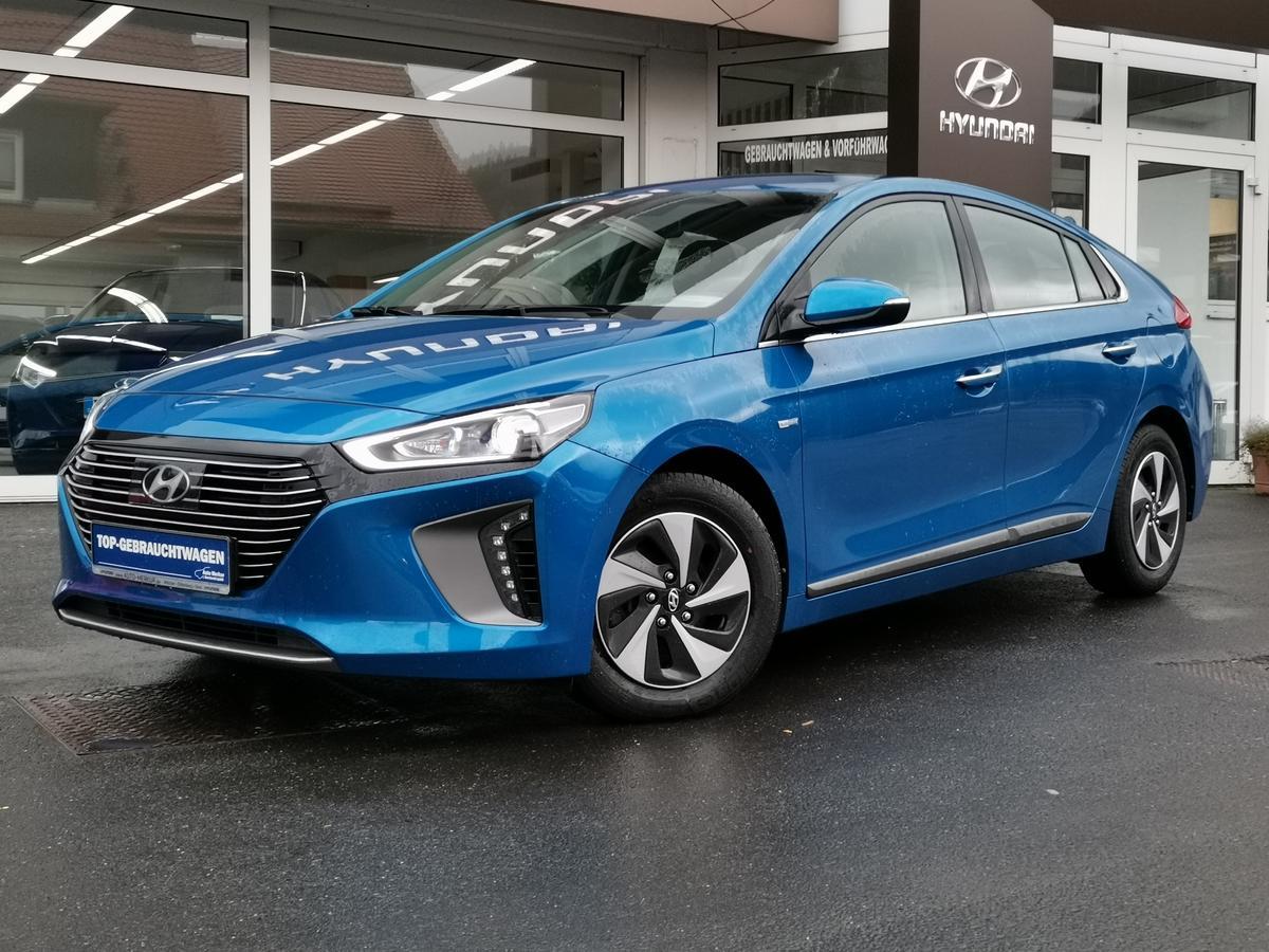 Hyundai IONIQ 1,6 GDI Style Hybrid
