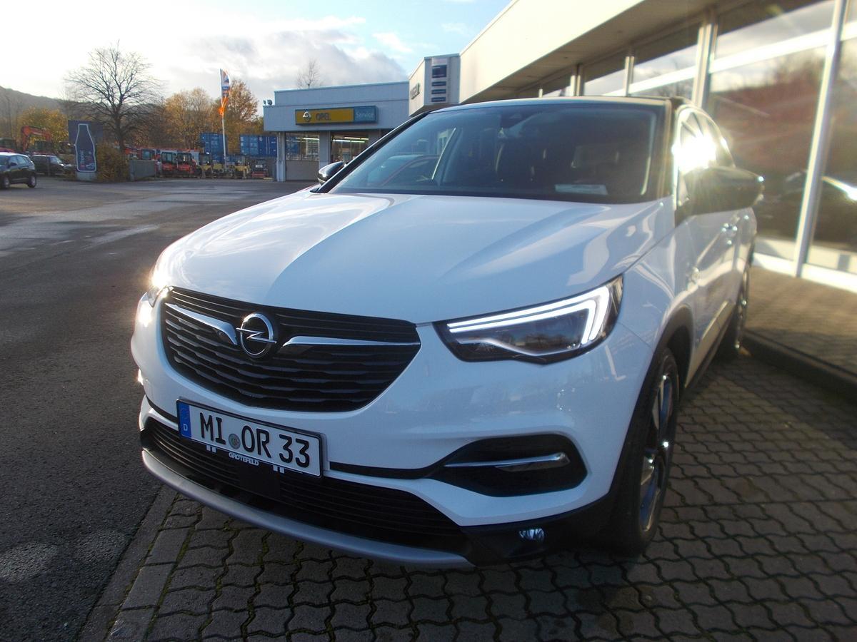 Opel Grandland X 120 Jahre , Automatik