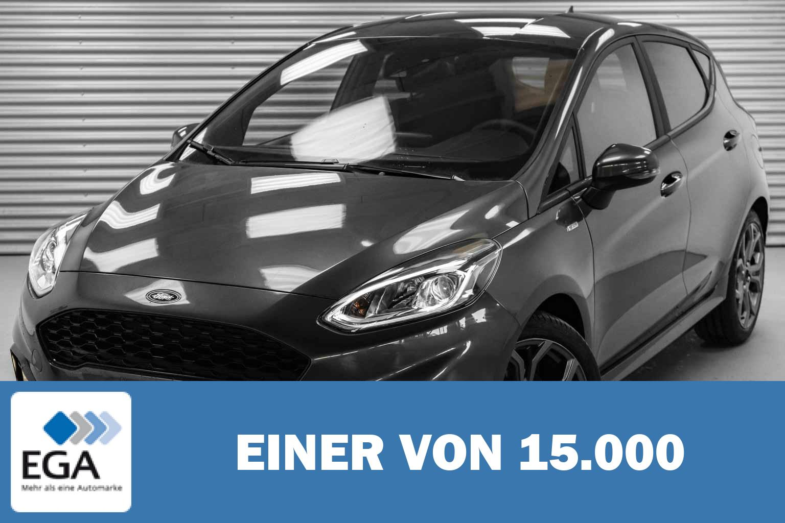 Ford Fiesta 1,0 EcoBoost ST-Line - LAGER