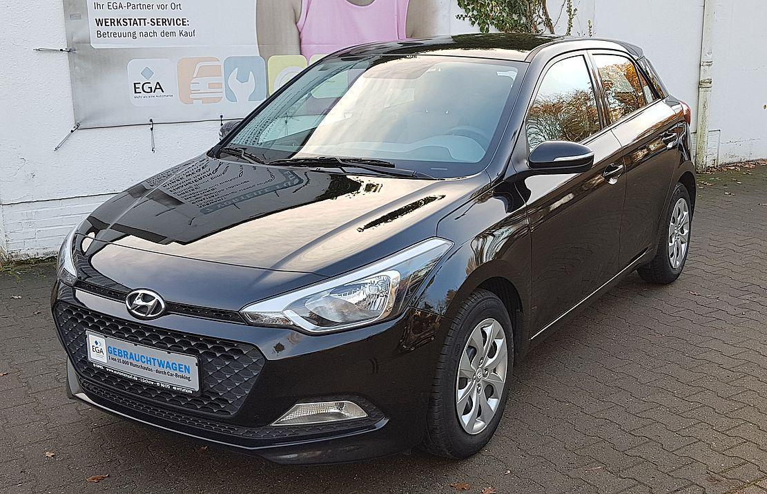 Hyundai i20 GO 1.2 i 5-trg Klima*Funk-ZV*ESP
