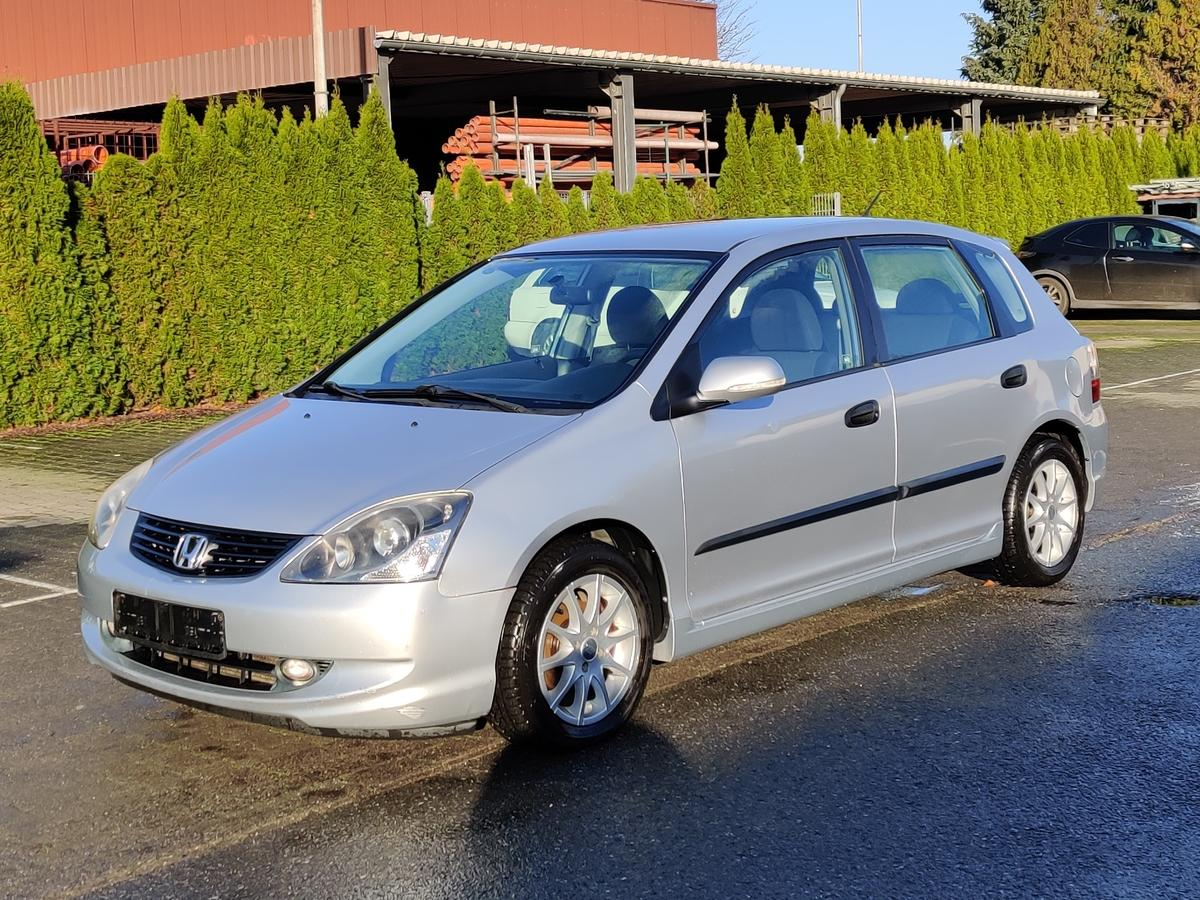 Honda Civic 1.6i LS
